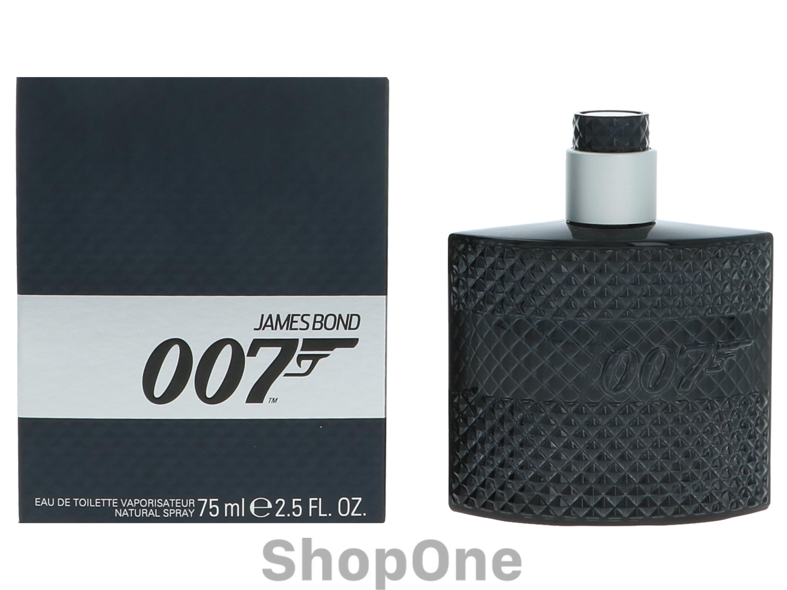 Image of   007 Edt Spray 75 ml fra James Bond