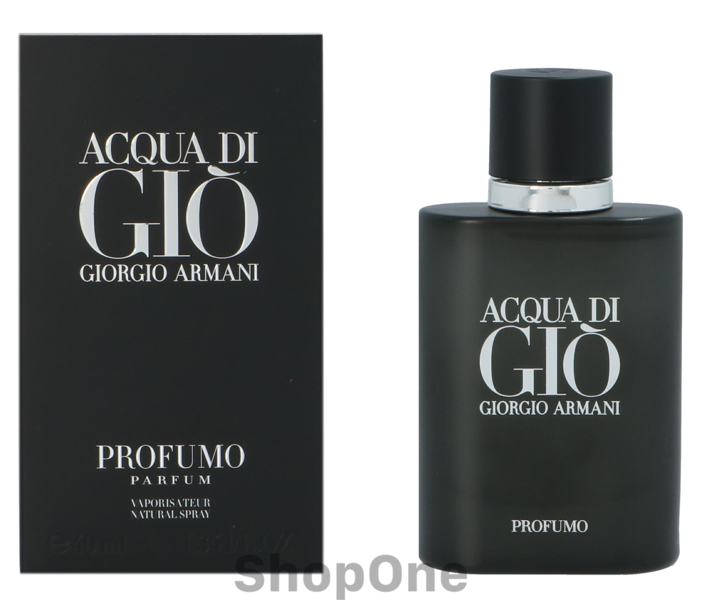Image of   Acqua Di Gio Profumo Edp Spray 40 ml fra Armani