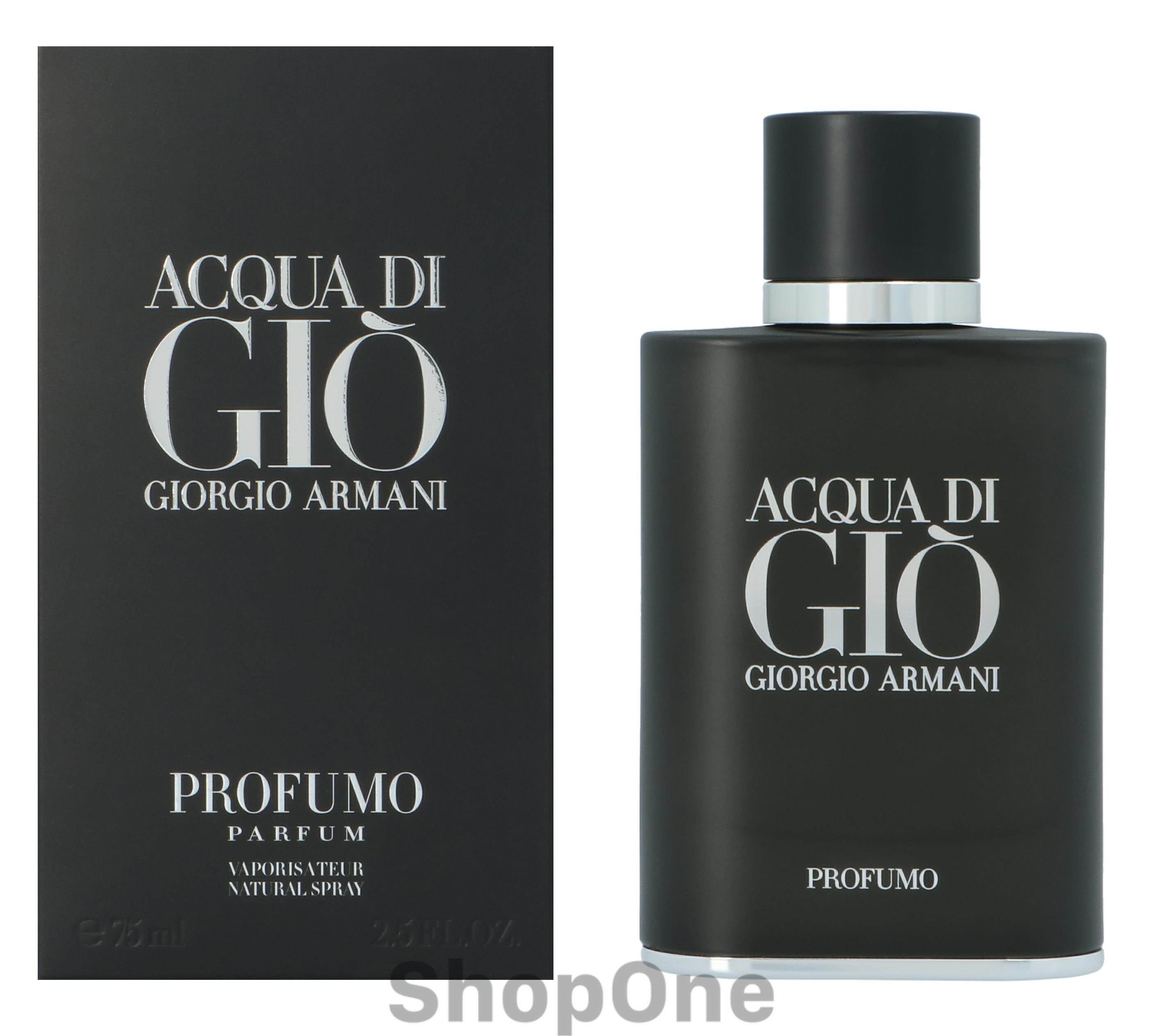 Image of   Acqua Di Gio Profumo Edp Spray 75 ml fra Armani