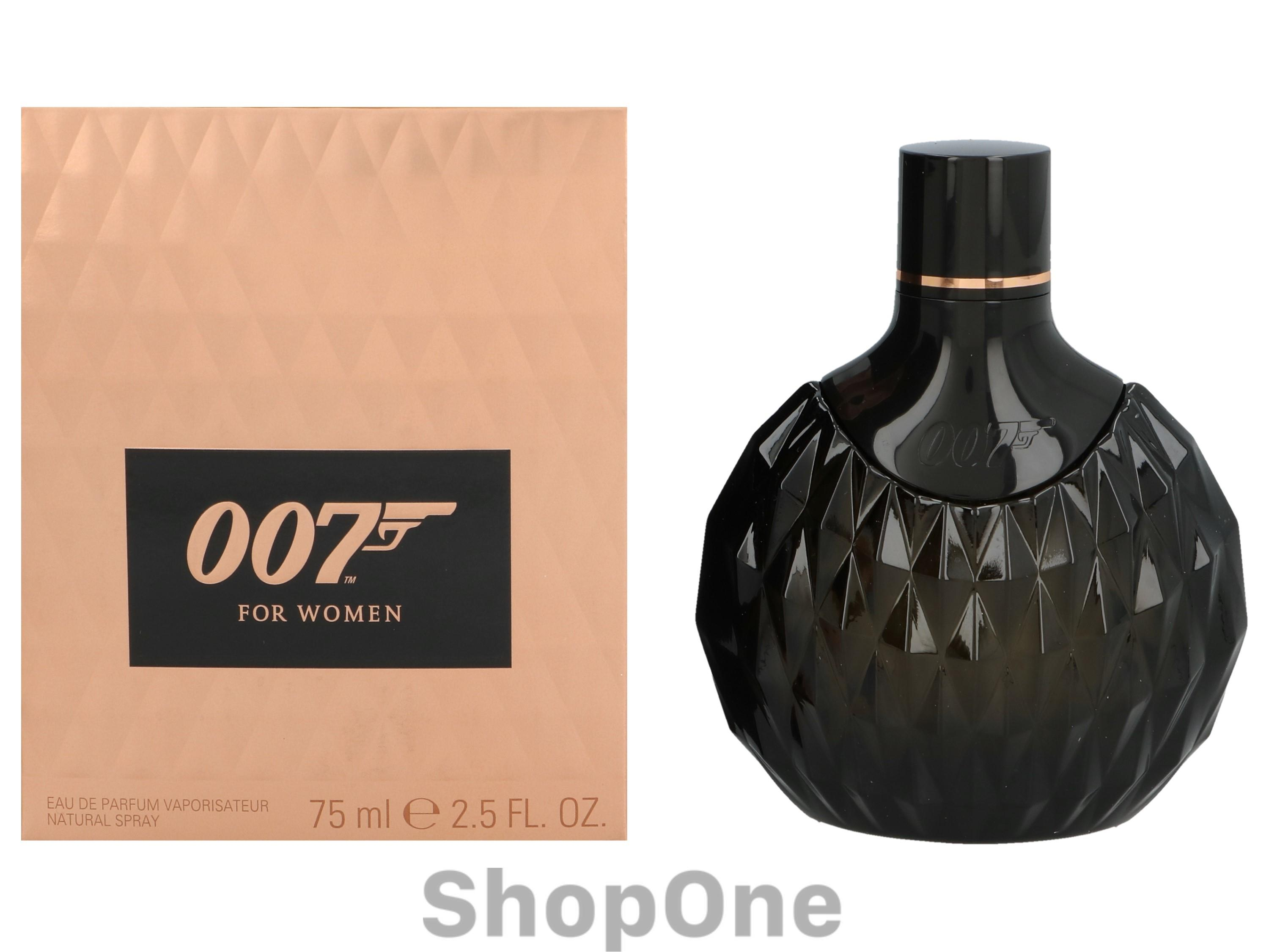 Image of   007 For Women Edp Spray 75 ml fra James Bond