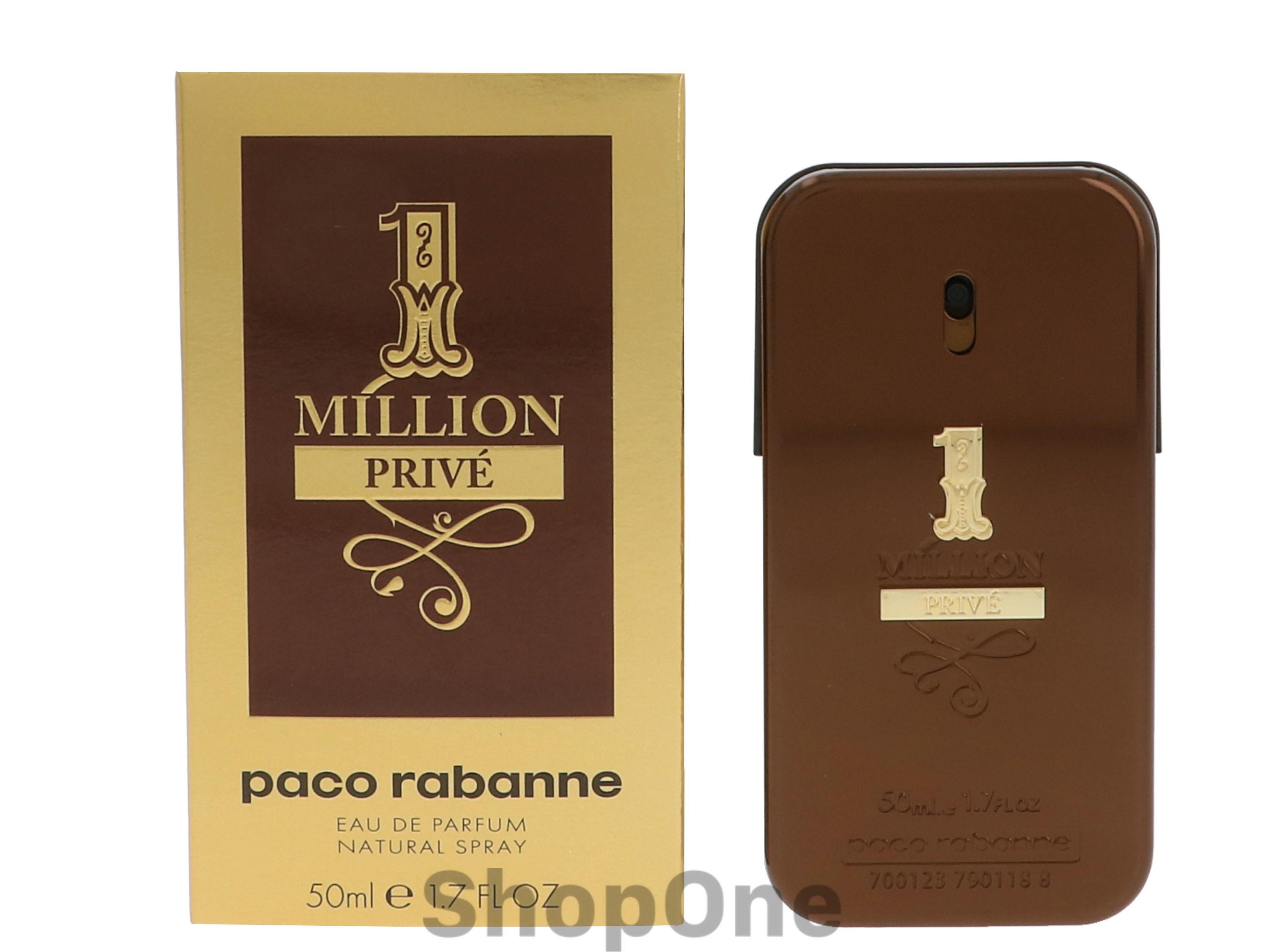 Image of   1 Million Prive Edp Spray 50 ml fra Paco Rabanne