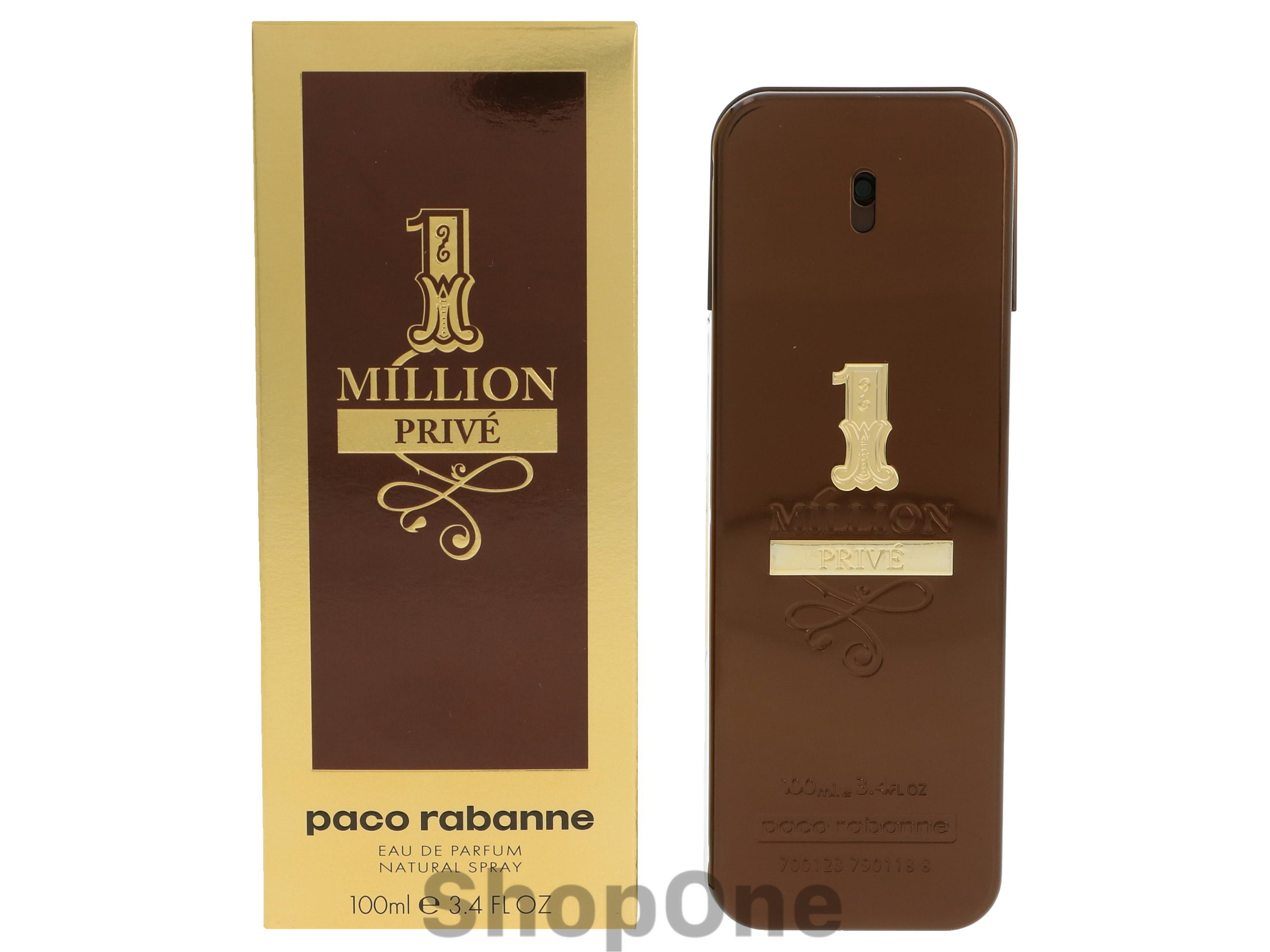 Image of   1 Million Prive Edp Spray 100 ml fra Paco Rabanne