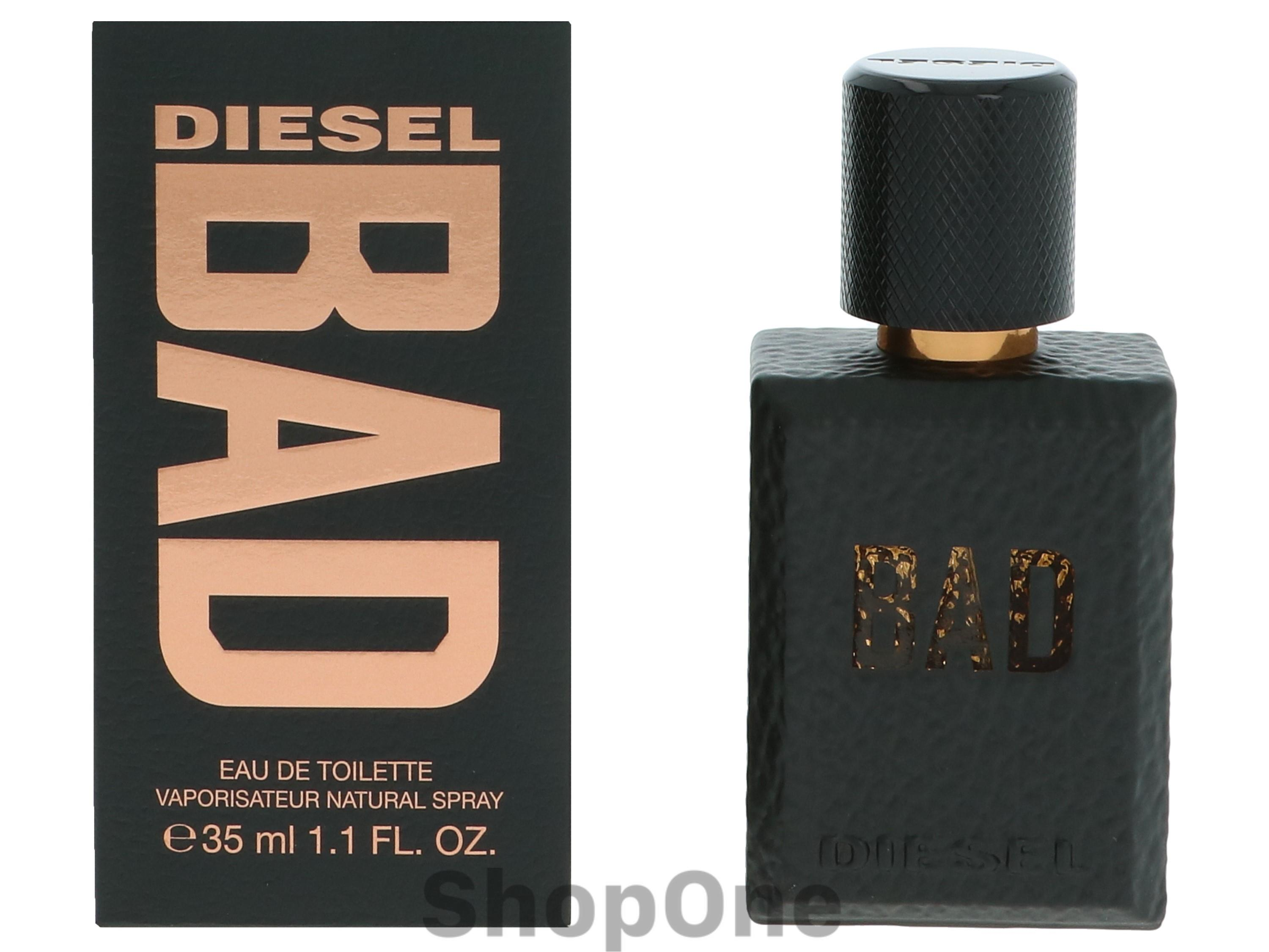 Image of   Bad Edt Spray 35 ml fra Diesel