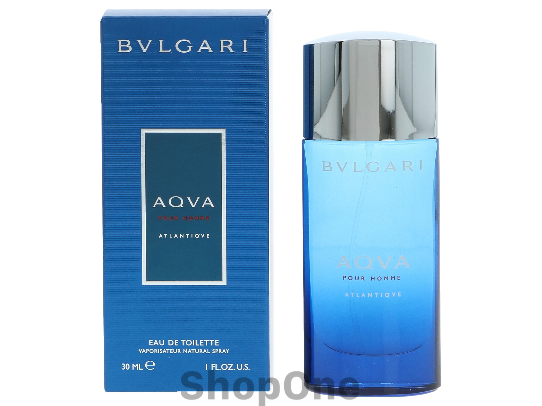 Billede af Bvlgari Aqva Pour Homme Atlantiqve Edt Spray 30 ml