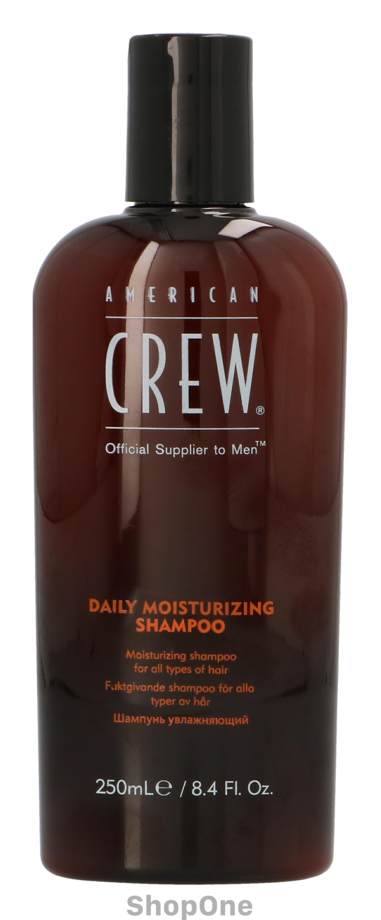 Image of   Daily Moisturizing Shampoo 250 ml fra American Crew