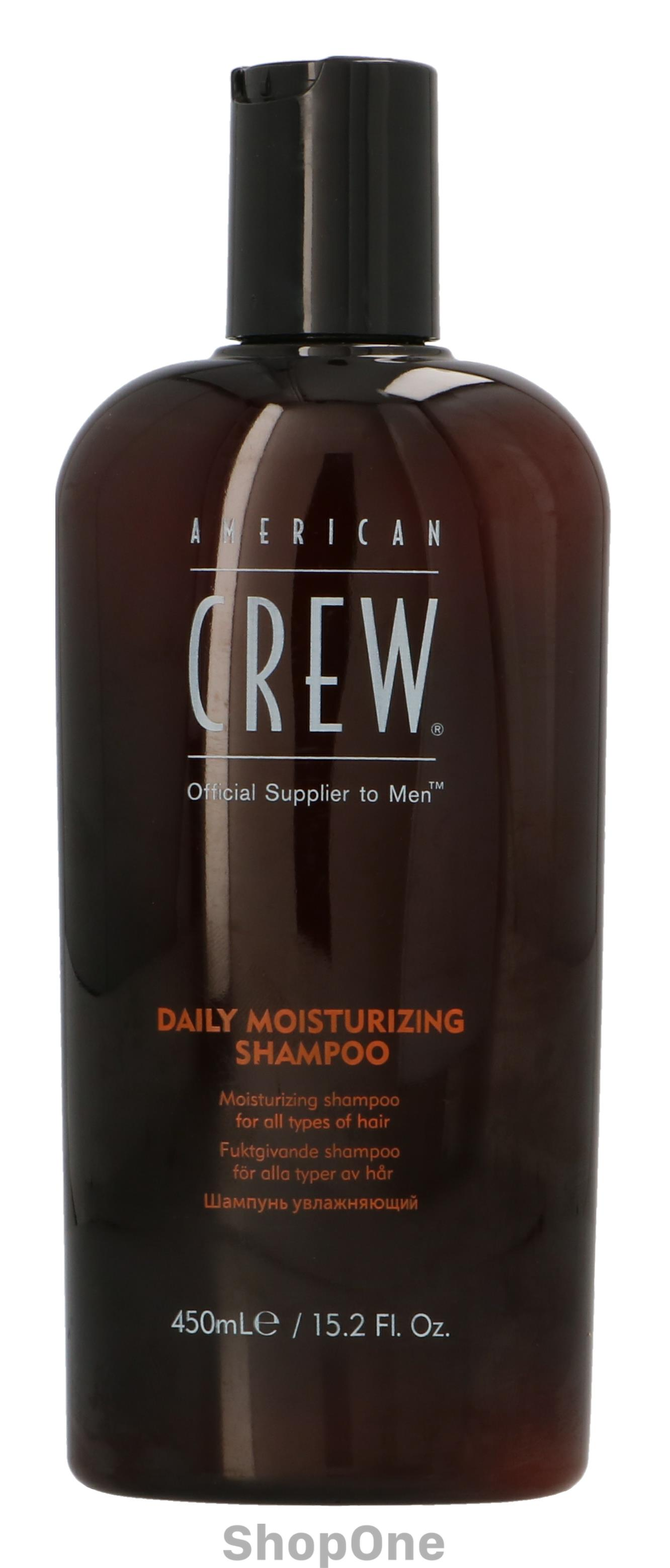 Image of   Daily Moisturizing Shampoo 450 ml fra American Crew