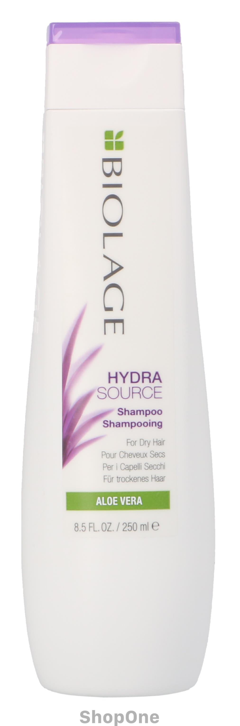 Image of   Biolage Hydrasource Aloe Shampoo 250 ml fra Matrix