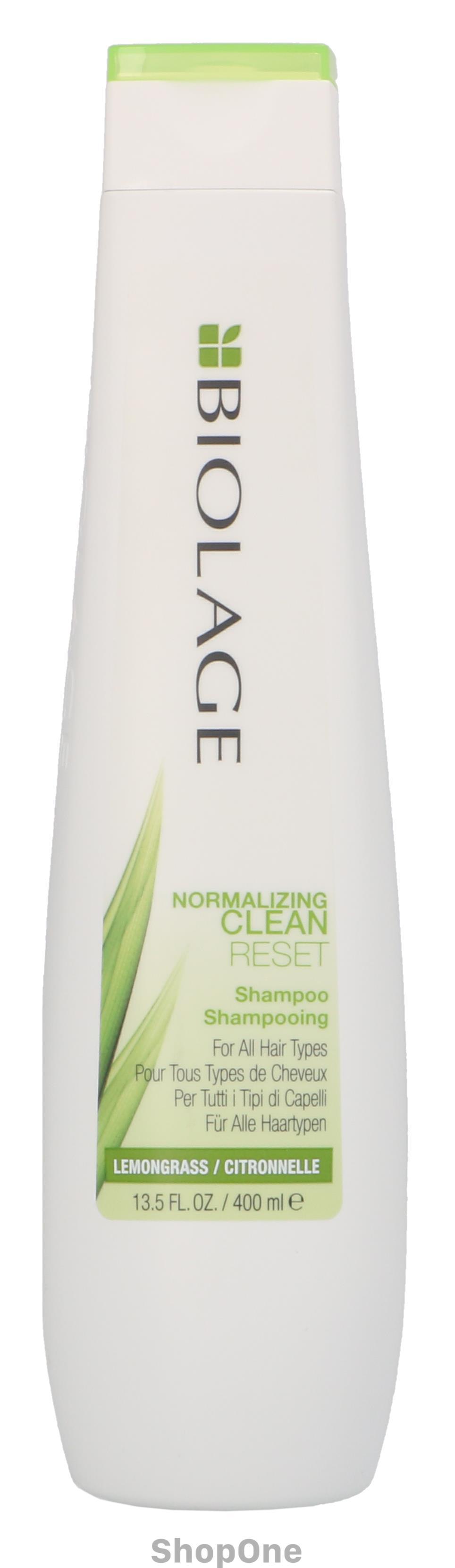 Biolage Normalizing Clean Reset Shampoo 400 ml fra Matrix - Haarverzorging Matrix Biolage Normalizing Clean Reset Shampoo 400 ml. Fra Matrix.