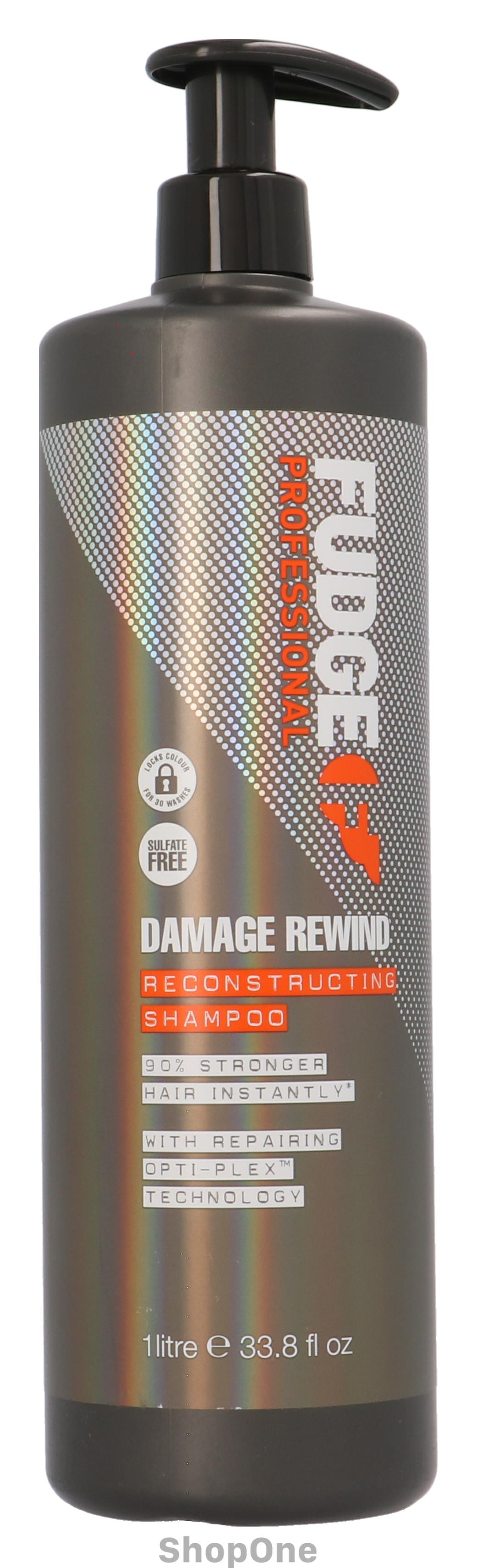 Image of   Damage Rewind Reconstucting Shampoo 1000 ml fra Fudge