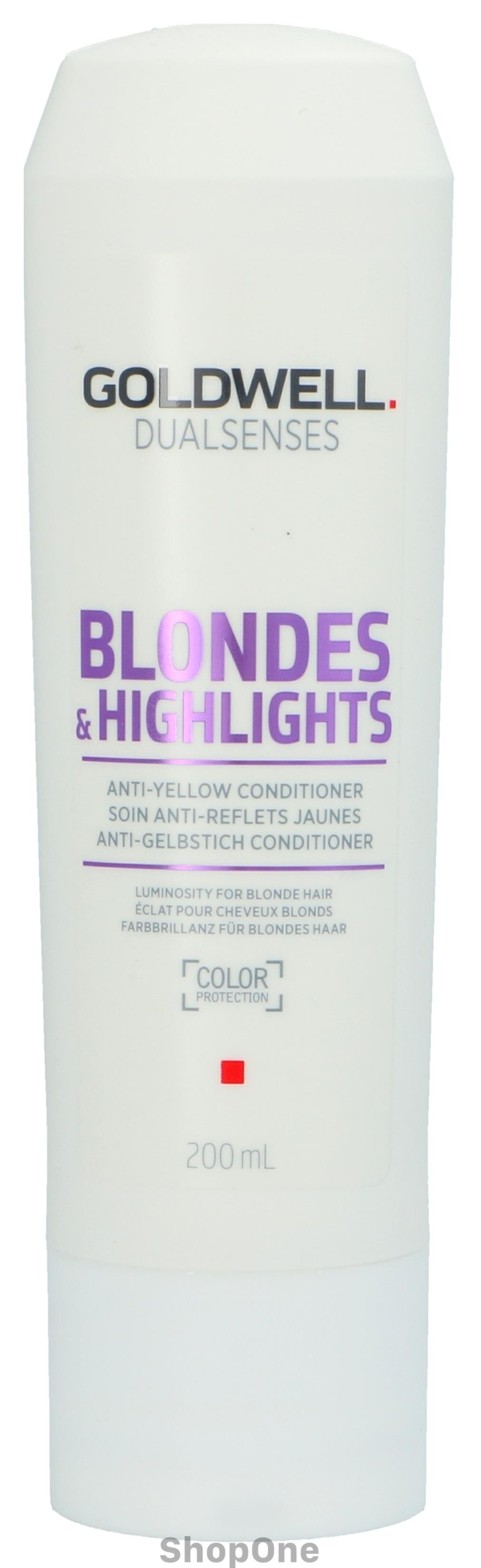 Image of   Dual Senses BH Conditioner 200 ml fra Goldwell