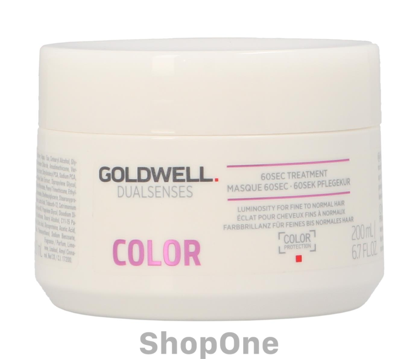 Image of   Dual Senses Color 60S Treatment 200 ml fra Goldwell