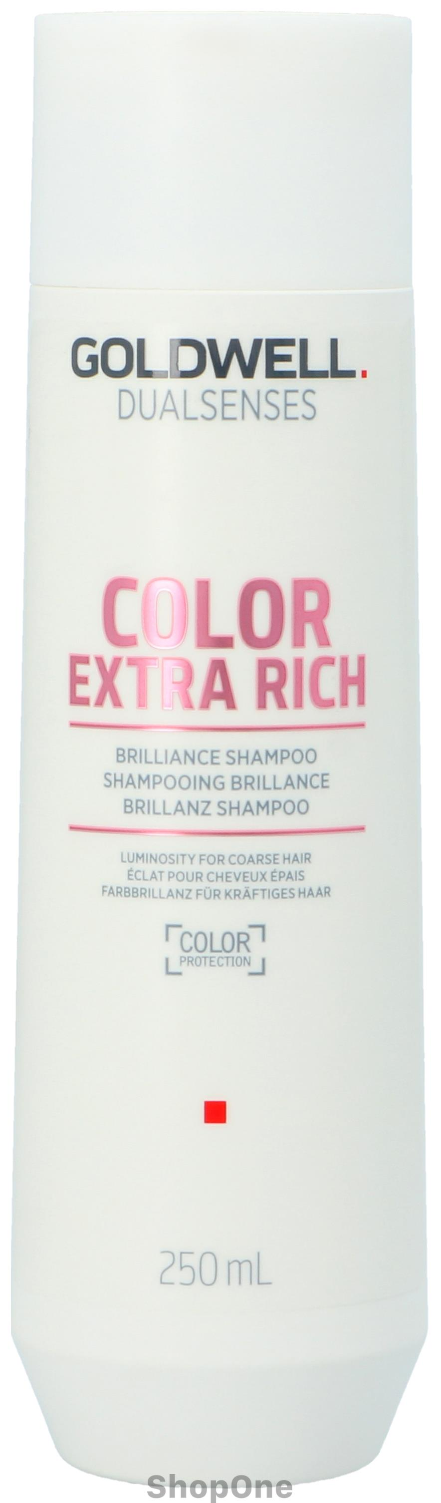 Image of   Dual Senses Color ExtraRich Shampoo 250 ml fra Goldwell