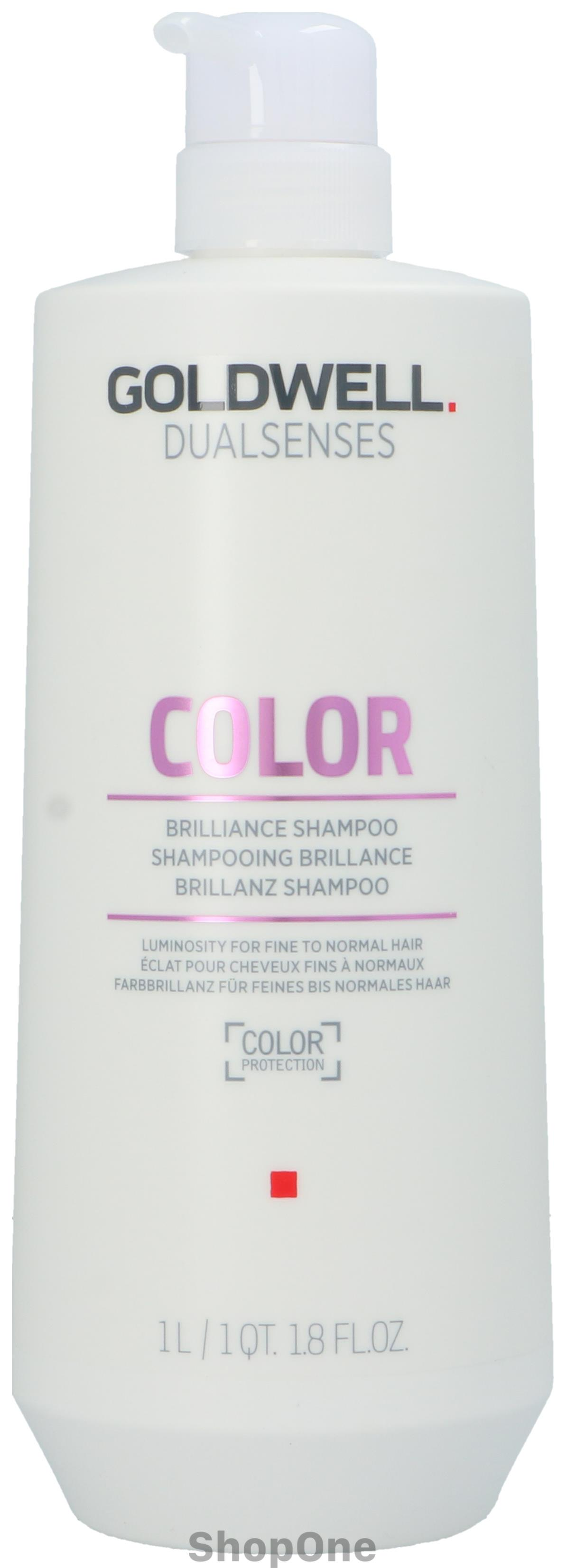 Image of   Dual Senses Color Shampoo 1000 ml fra Goldwell