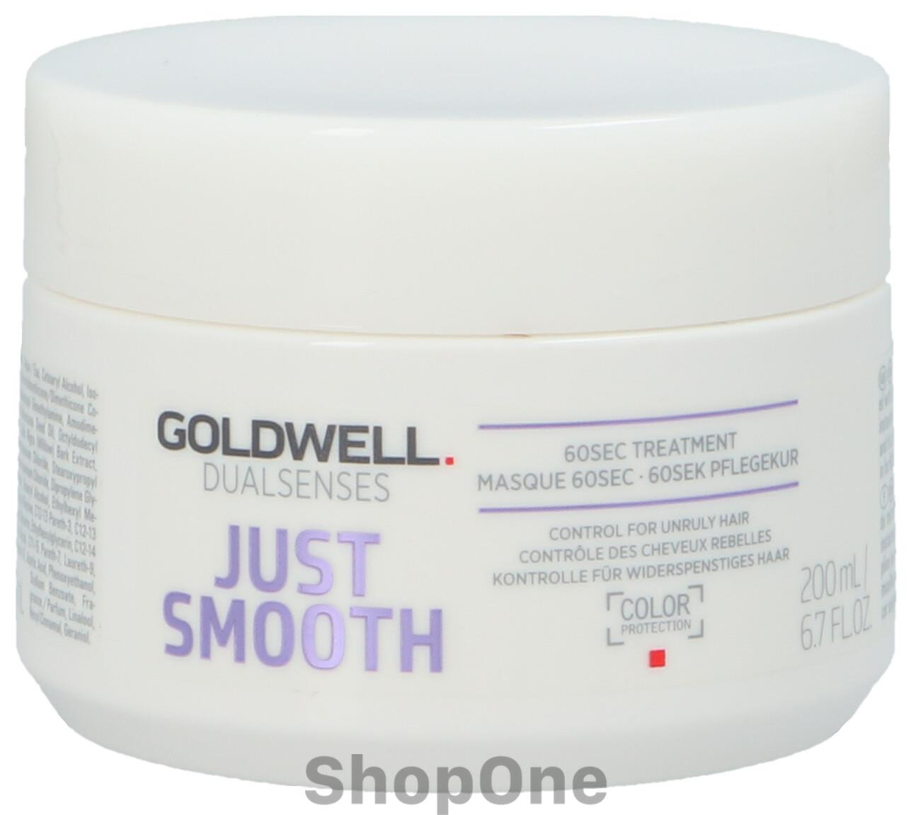 Image of   Dual Senses Just Smooth 60S Treatment 200 ml fra Goldwell