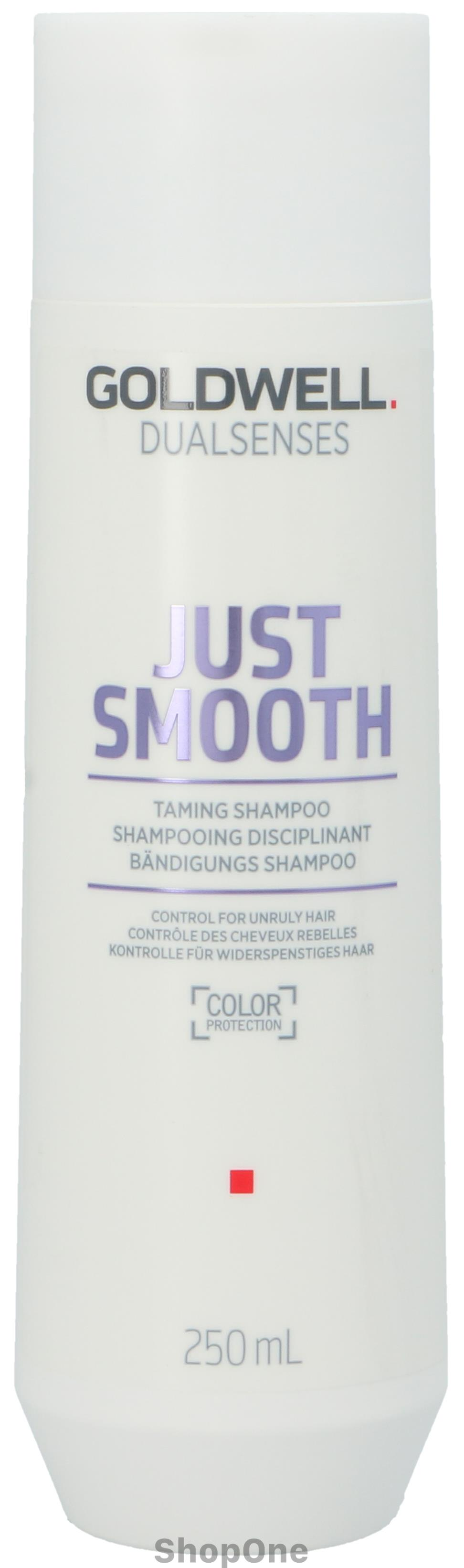 Image of   Dual Senses Just Smooth Shampoo 250 ml fra Goldwell