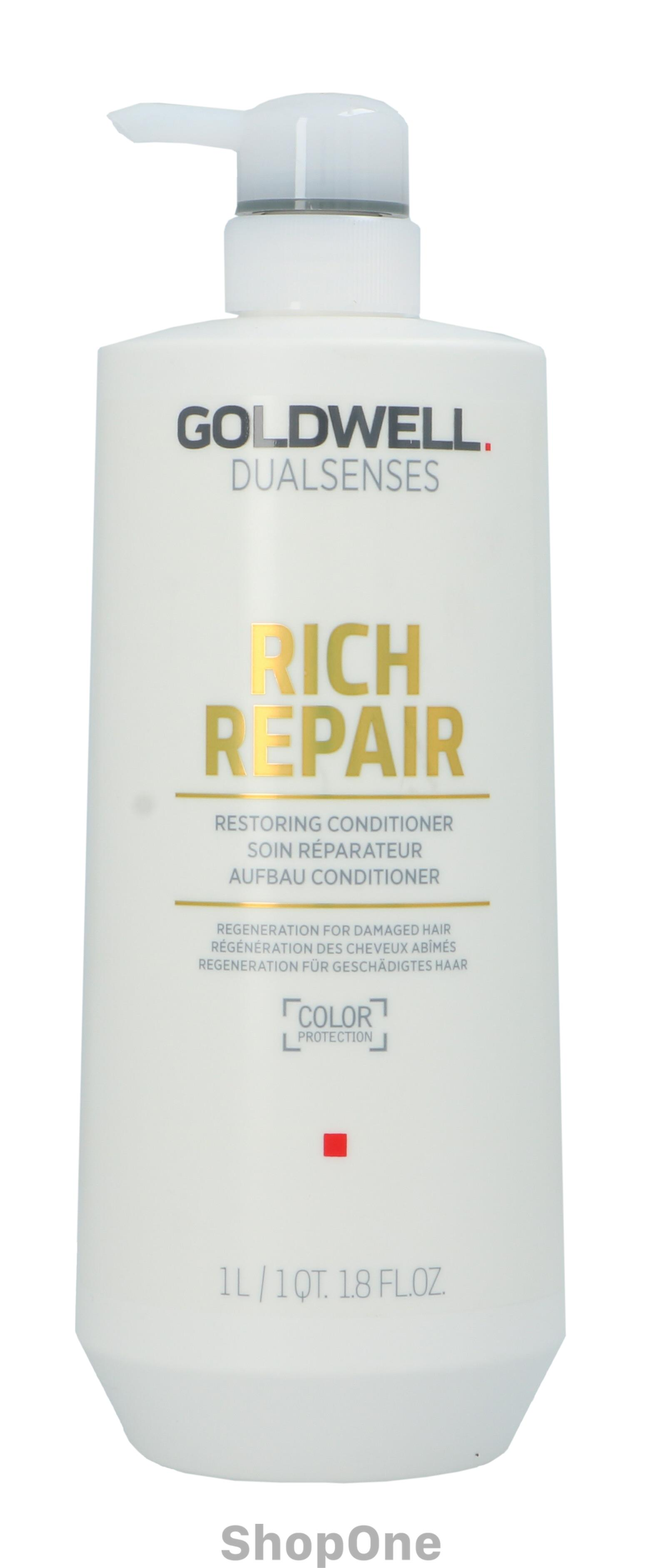 Image of   Dual Senses Rich Repair Conditioner 1000 ml fra Goldwell