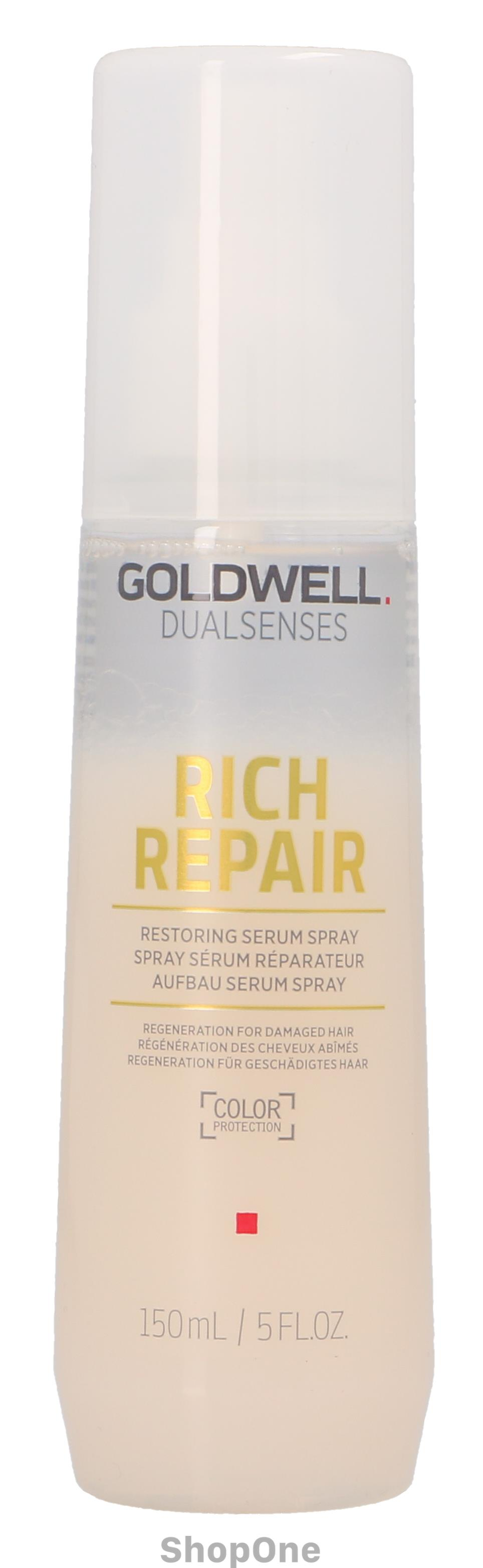 Image of   Dual Senses Rich Repair Serum Spray 150 ml fra Goldwell