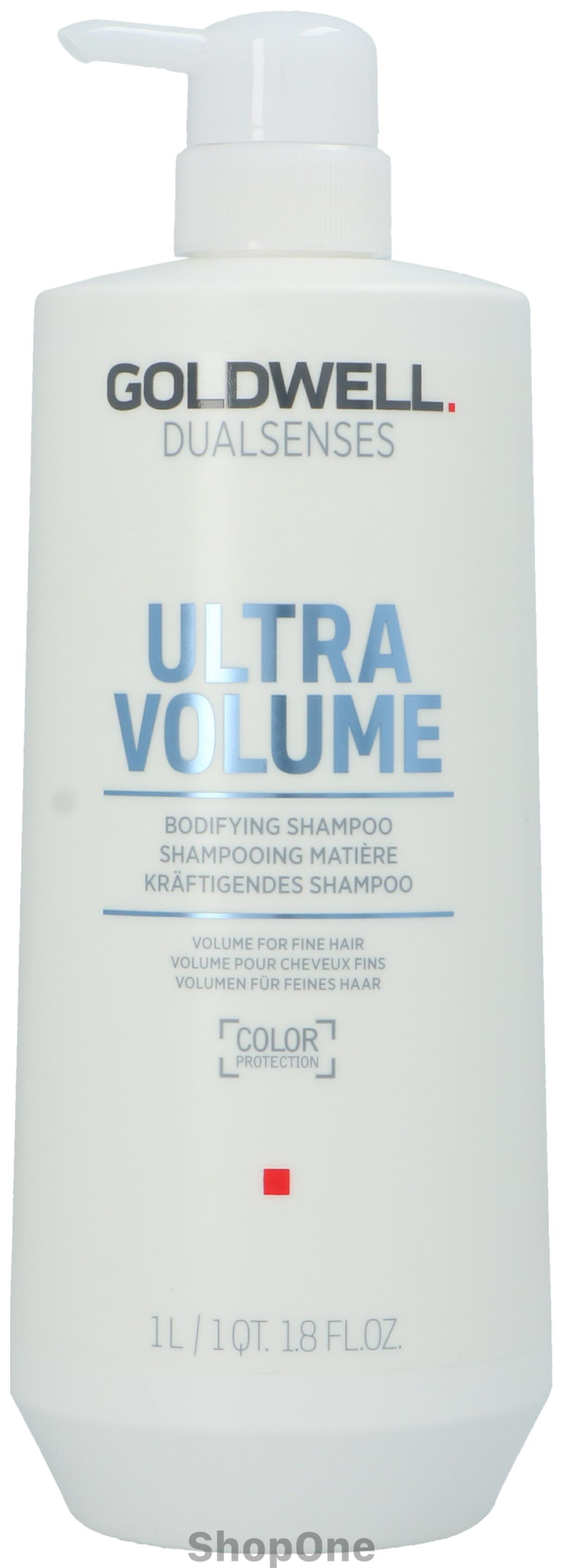 Image of   Dual Senses Ultra Volume Shampoo 1000 ml fra Goldwell