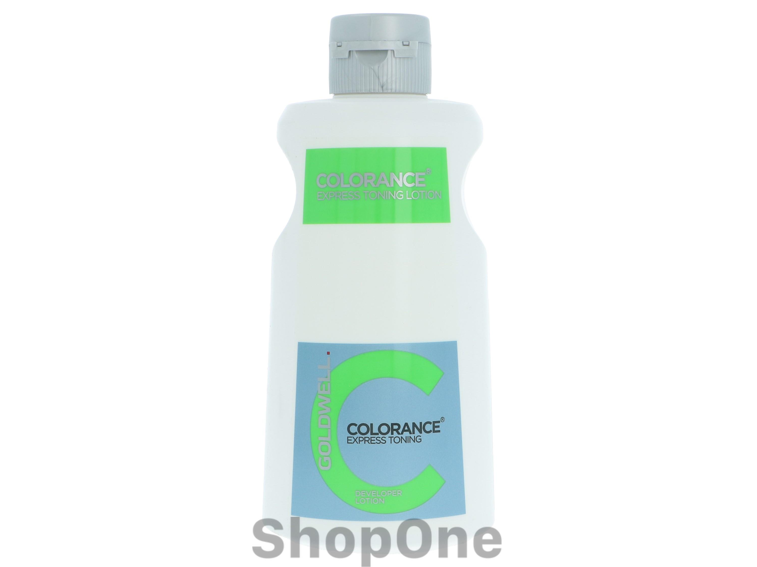 Image of   Express Toning Lotion 1 liter fra Goldwell