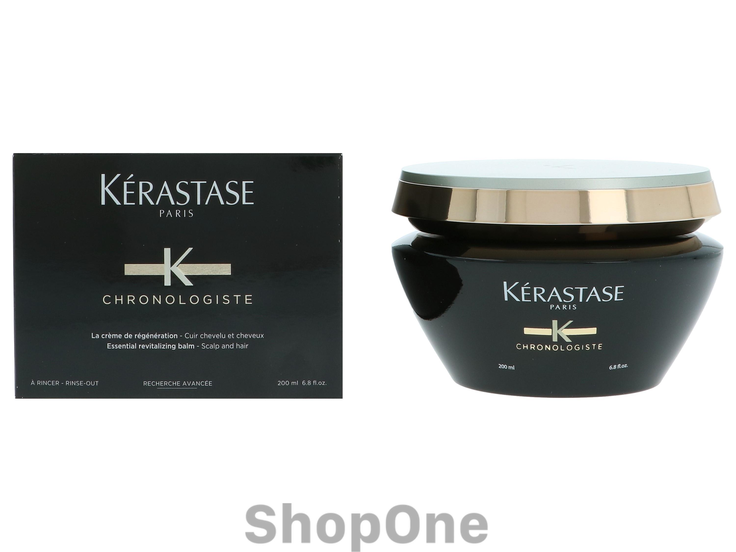 Image of   Chronologiste Creme De Regeneration Balm 200 ml fra Kerastase