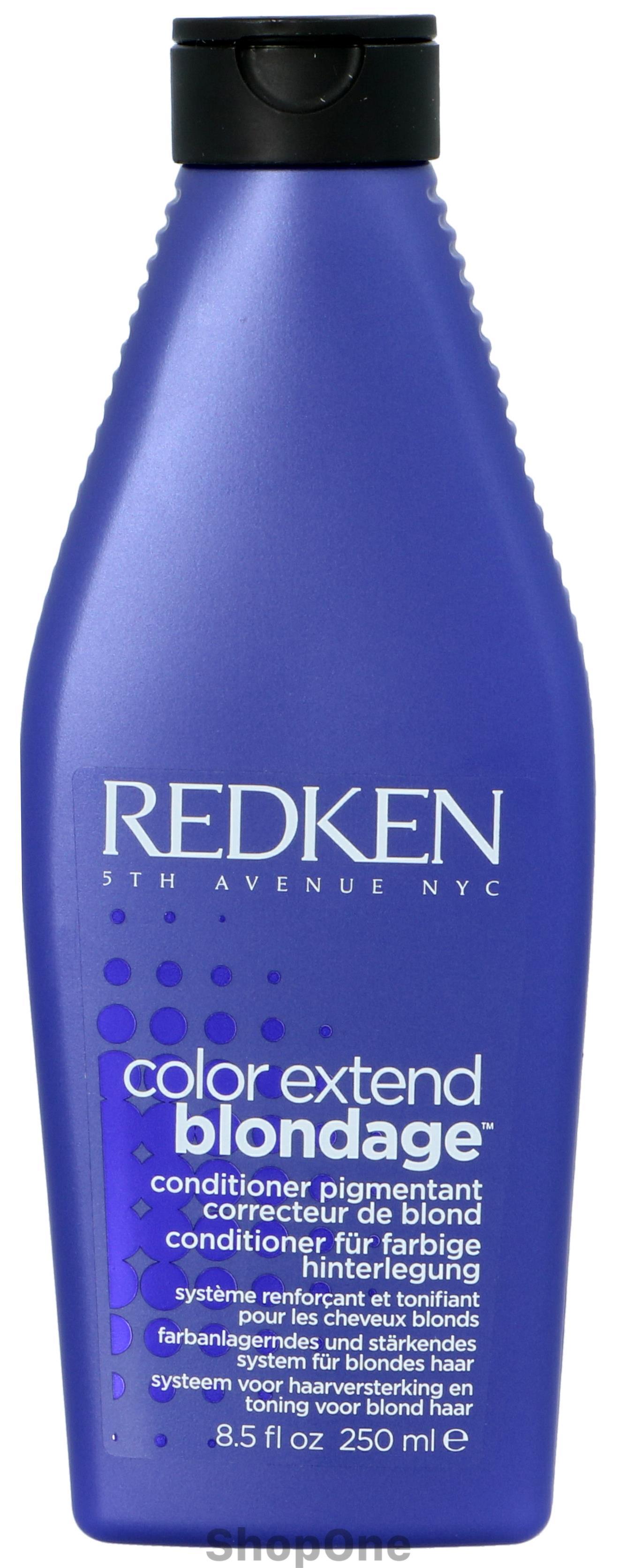 Color Extend Blondage Conditioner 250 ml fra Redken - Haarverzorging Redken Color Extend Blondage Conditioner 250 ml. Fra Redken.