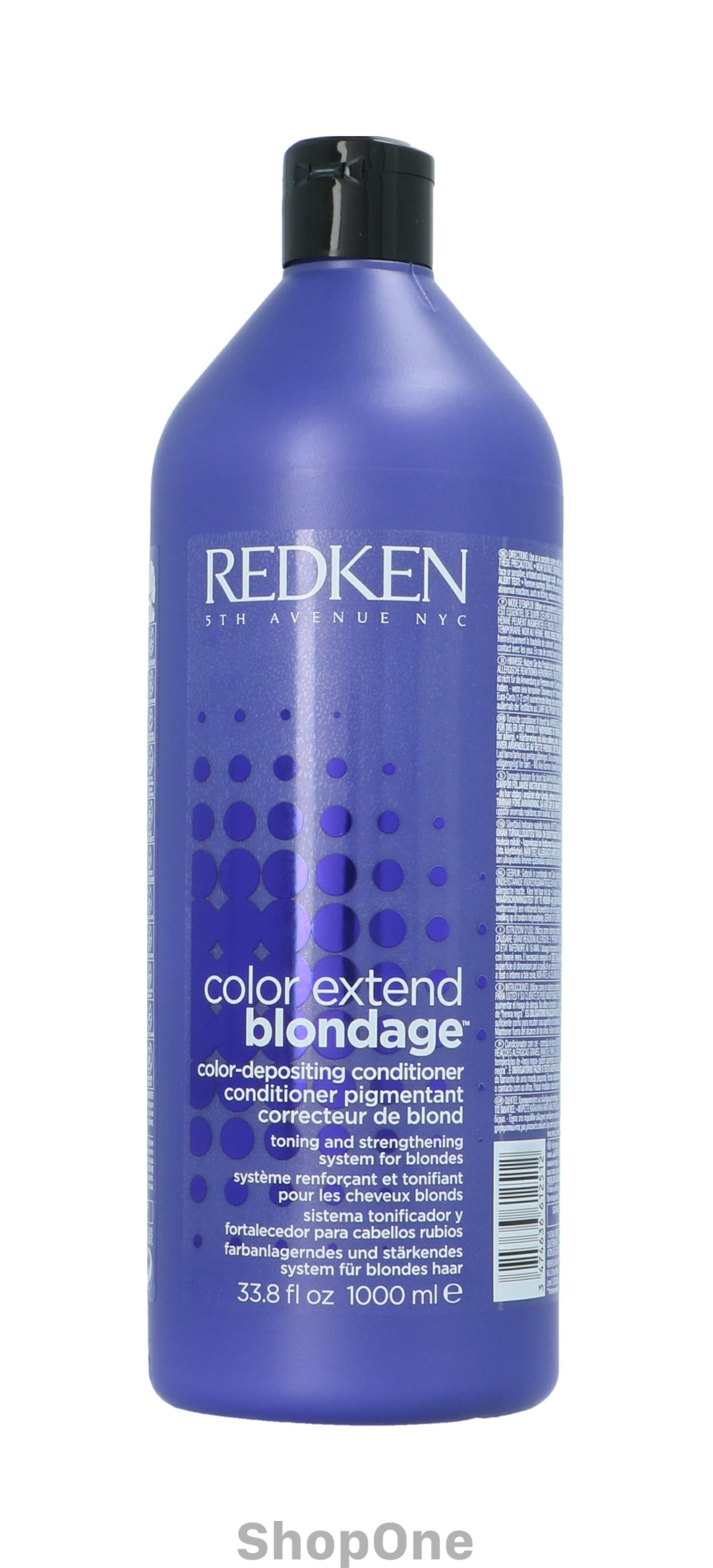 Image of   Color Extend Blondage Conditioner 1000 ml fra Redken