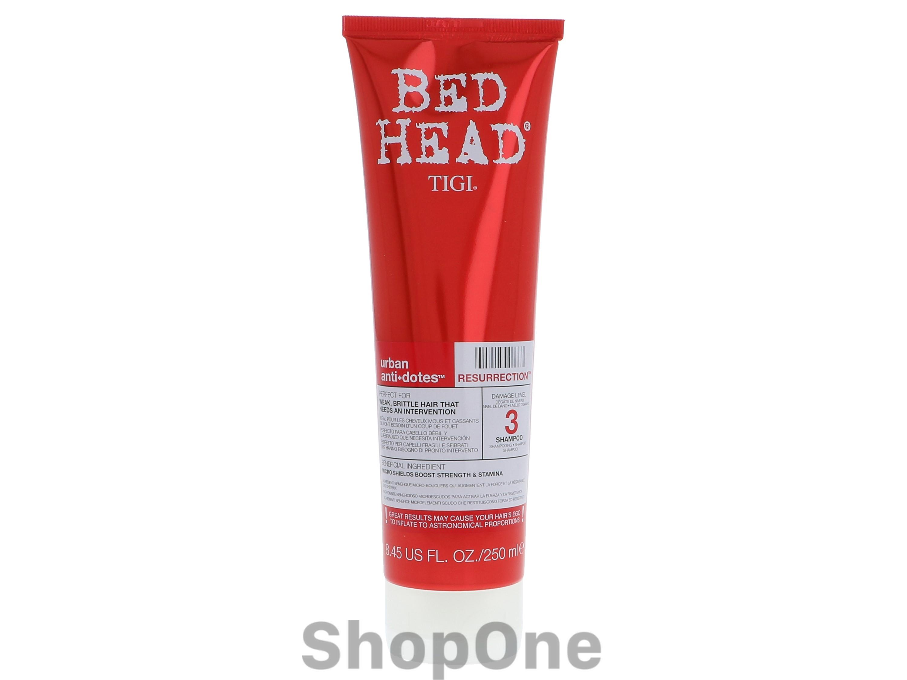 Image of   Bh Resurrection Shampoo 250 ml fra TIGI