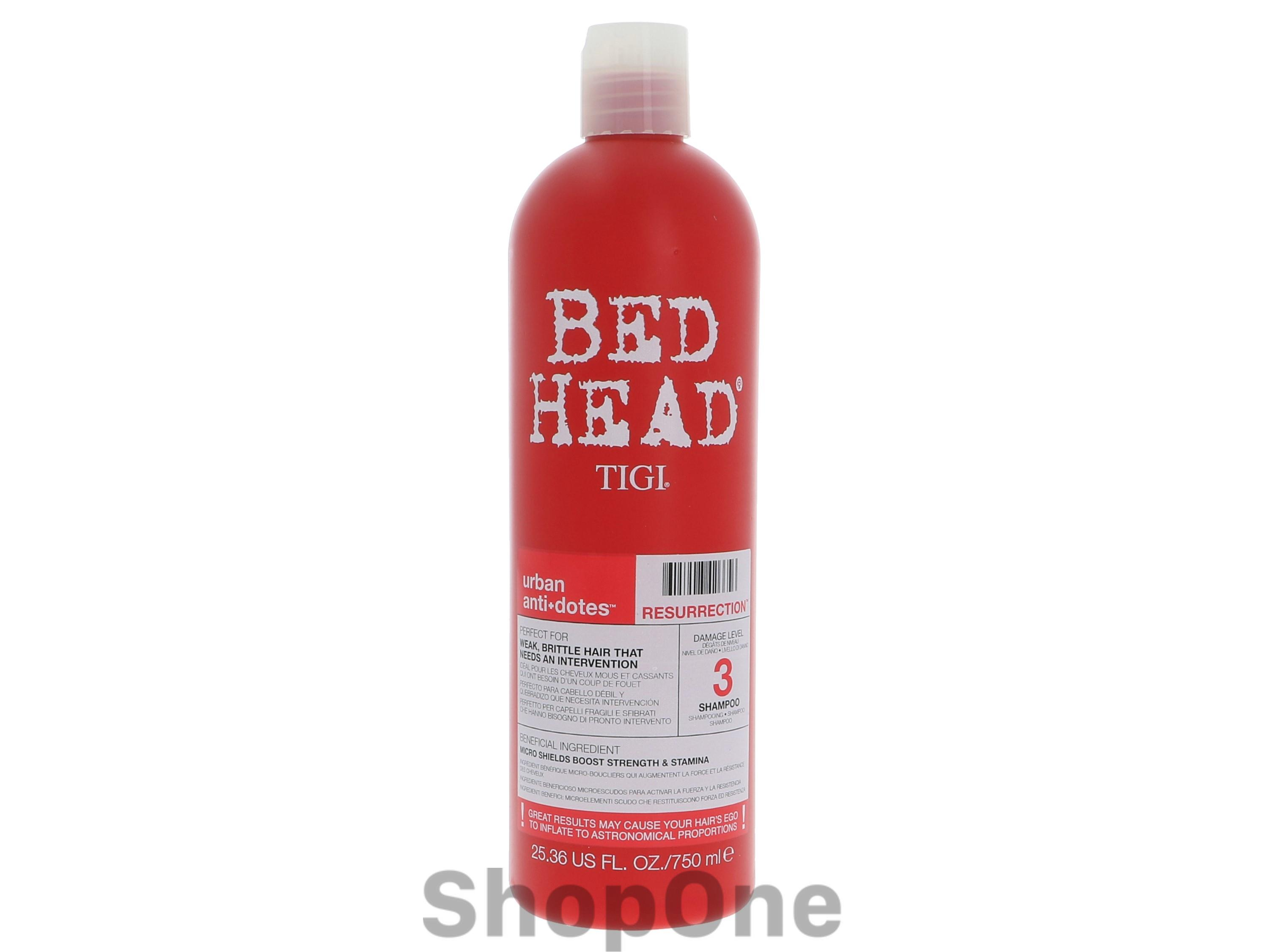 Image of   Bh Resurrection Shampoo 750 ml fra TIGI