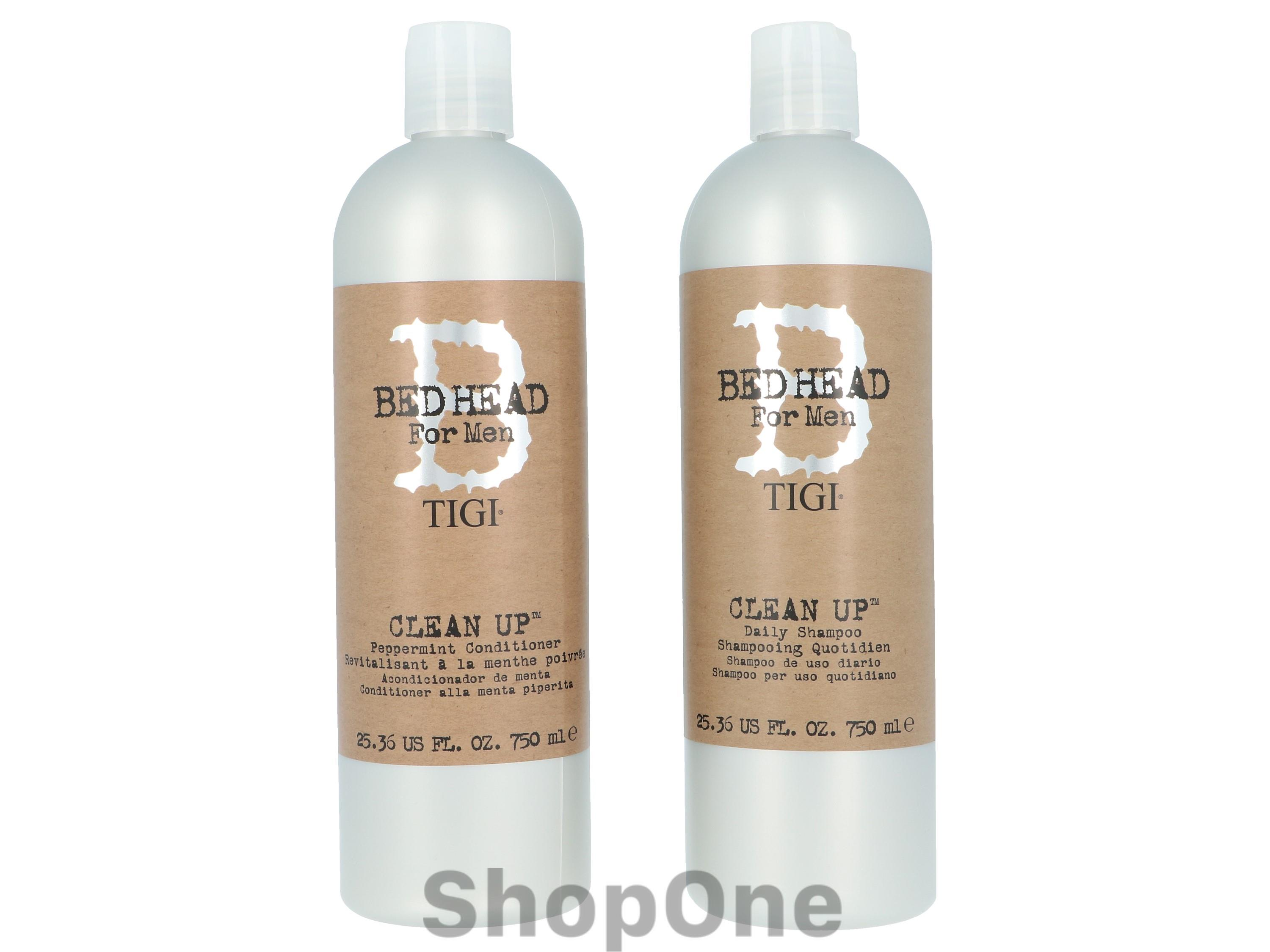 Image of   Bh For Men Clean It Up Tween Set 1500 ml fra TIGI