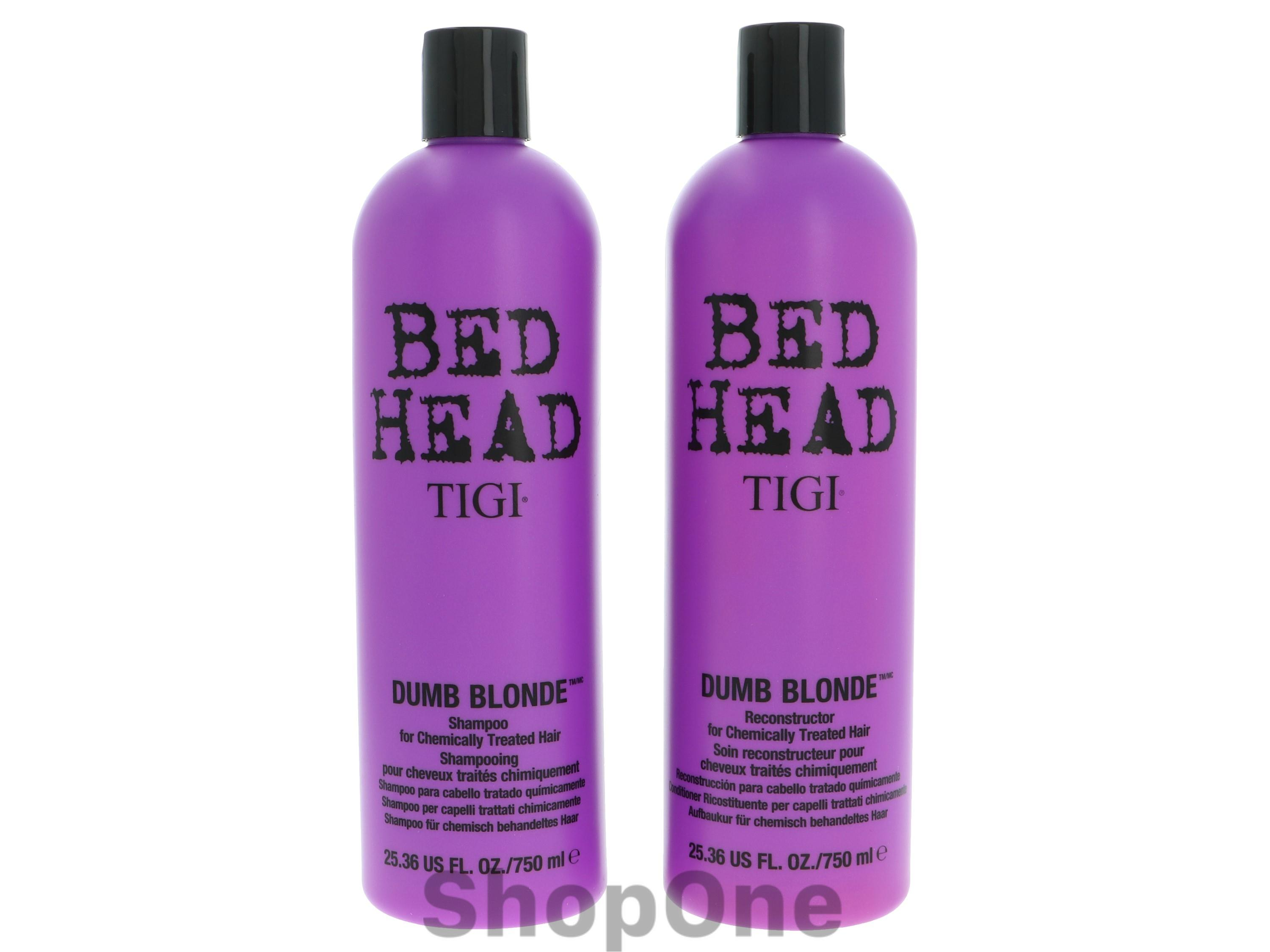 Image of   Bh Dumb Blonde Tween Set 1500 ml fra TIGI