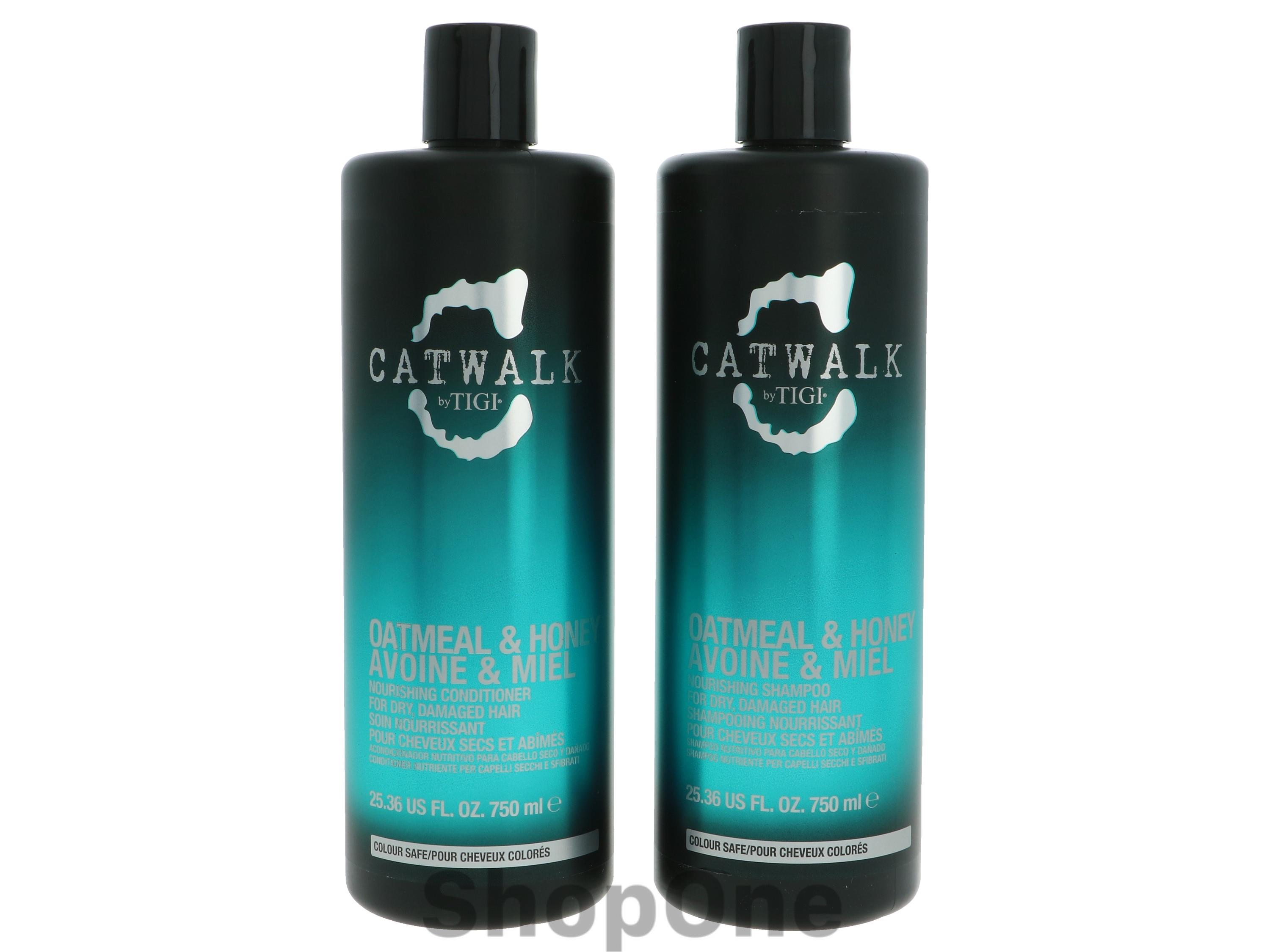 Image of   Catwalk Oatmeal Honey Tween Set 1500 ml fra TIGI