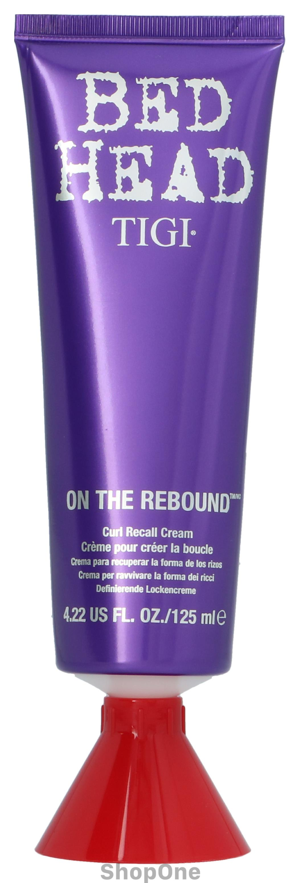 Image of   Bed Head On The Rebound Cream 125 ml fra TIGI